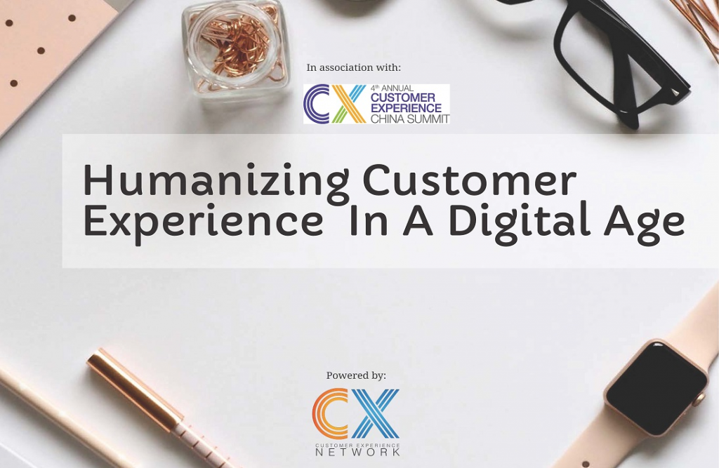 Read the article - Humanizing Customer Experience In A Digital Age