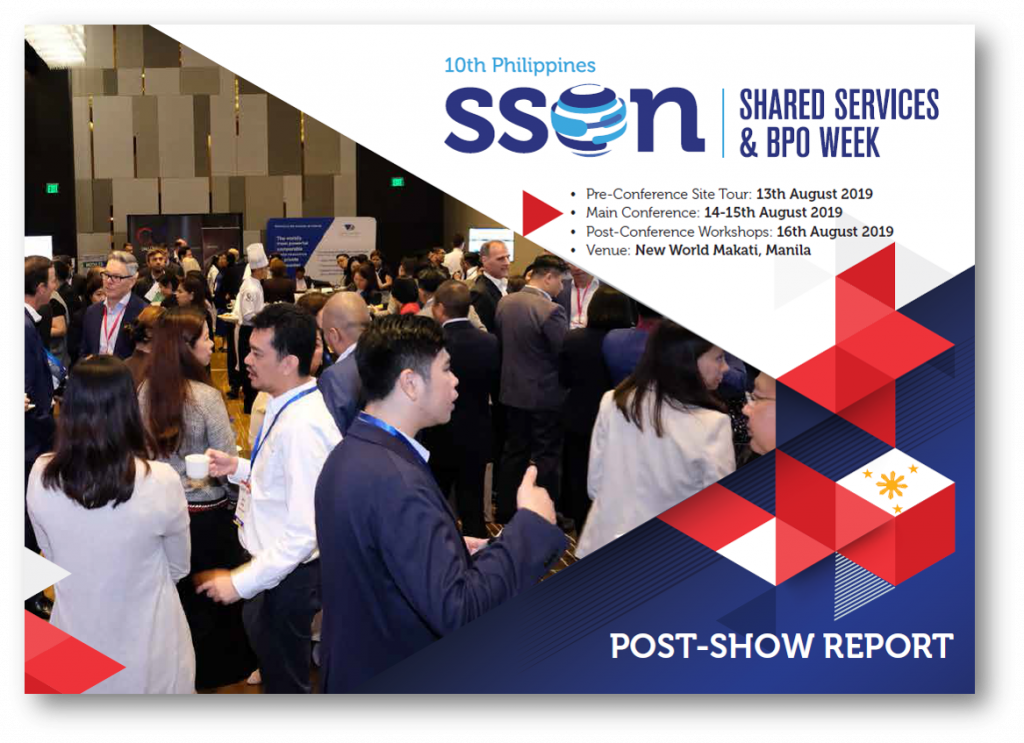 2019 Philippines Shared Services and BPO Week Post Show Report