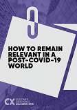 How To Remain Relevant In A Post-COVID-19 World