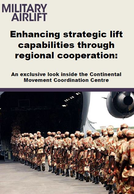 Enhancing strategic lift capabilities through regional cooperation: An exclusive look inside the Continental Movement Coordination Centre