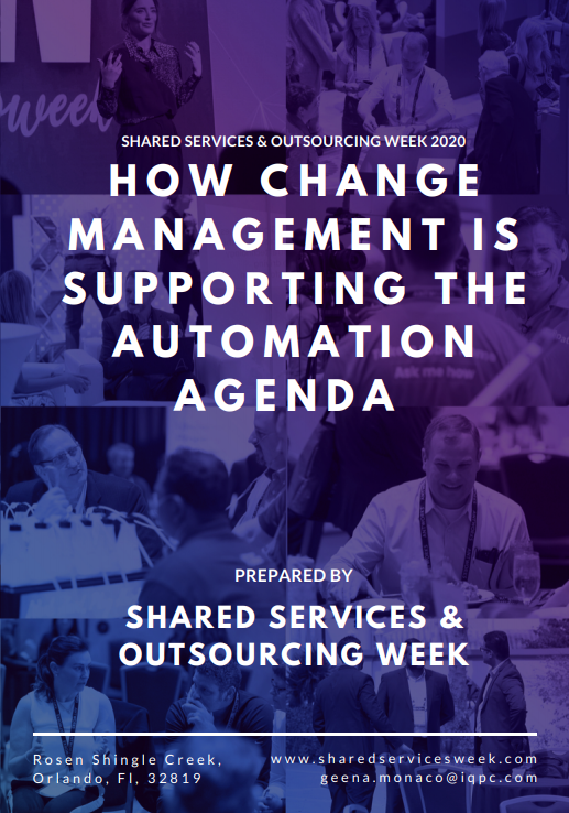 10 Ways Change Management is Supporting the Automation Agenda