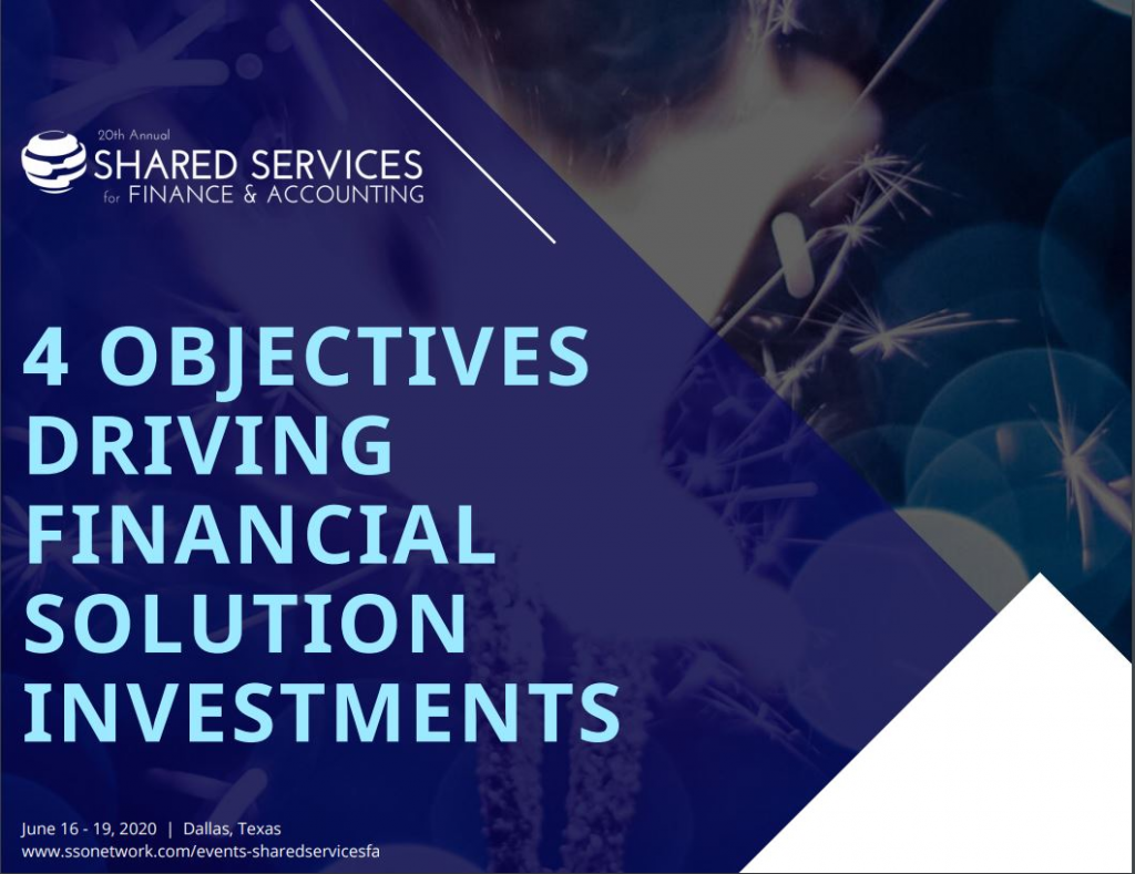 4 Objectives Driving Financial Solution Investments