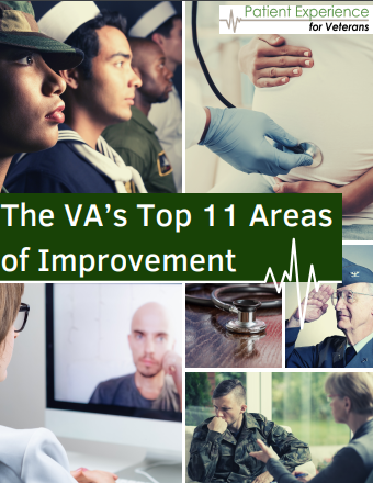 The VA's Top 11 Areas of Improvement