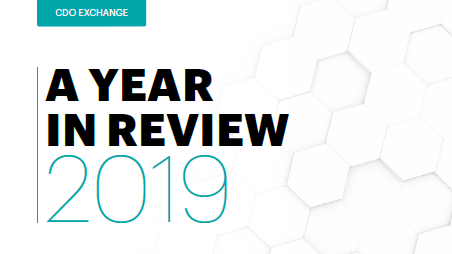 CDO Exchange 2019: A Year in Review