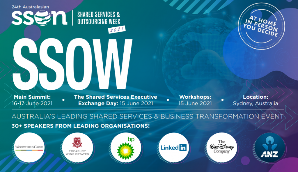 Shared Services and Outsourcing Week 2021 Event Guide