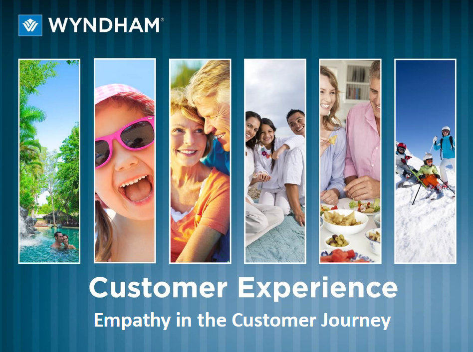 Empathy in the Customer Journey - Wyndham Vacation Resorts Asia Pacific
