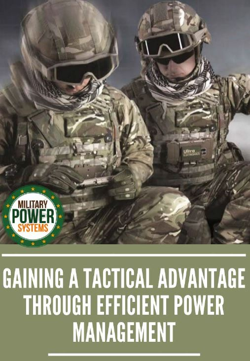 Gaining a tactical advantage through efficient power management