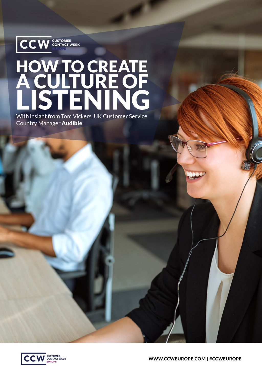 How to Create a Culture of Listening - An Interview with Audible