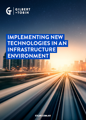 Implementing New Technologies in an Infrastructure Environment