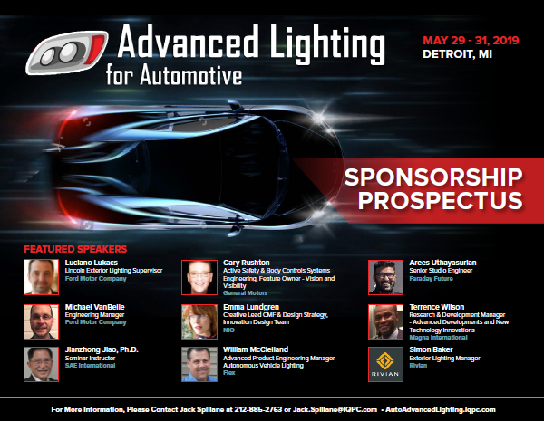 Auto Lighting 2019 Exhibitors Kit