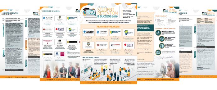 The Student Retention and Success 2019 Event Agenda