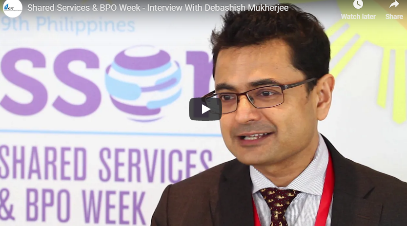 Event 2018 -  Interview With Debashish Mukherjee, Procter & Gamble