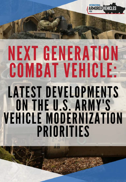 Next Generation Combat Vehicle: Latest developments on the U.S. Army's modernization priorities