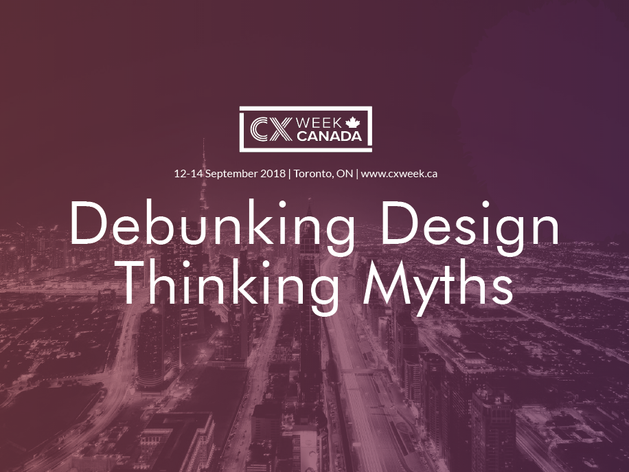 Debunking Design Thinking Myths