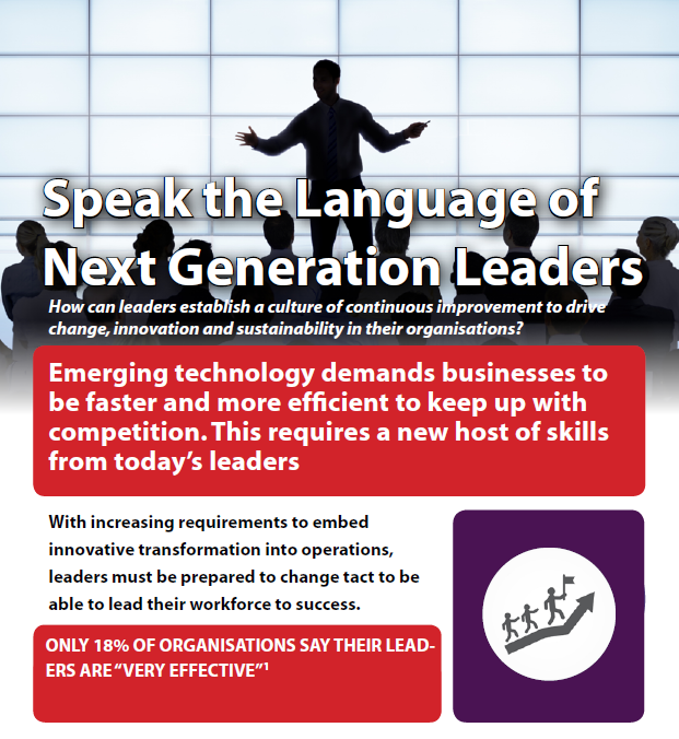 Speak the Language of Next Generation Leaders