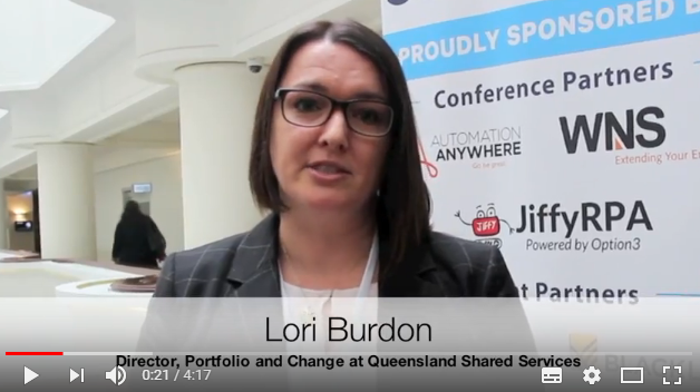 [Video] Exploring Queensland Shared Services' Customer-Centric Transformation Journey