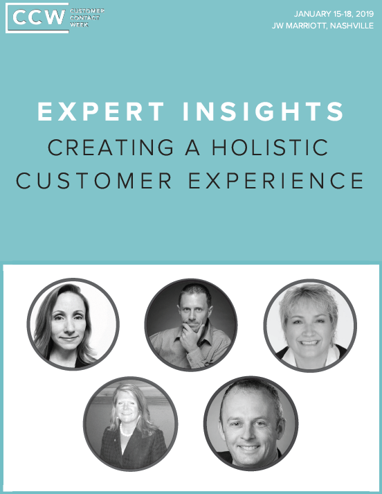 Expert Insights: Creating a Holistic Customer Experience