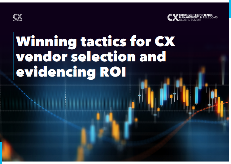 Winning tactics for CX vendor selection and evidencing ROI
