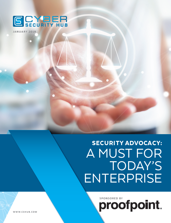 Security Advocacy: A Must for Today's Enterprise