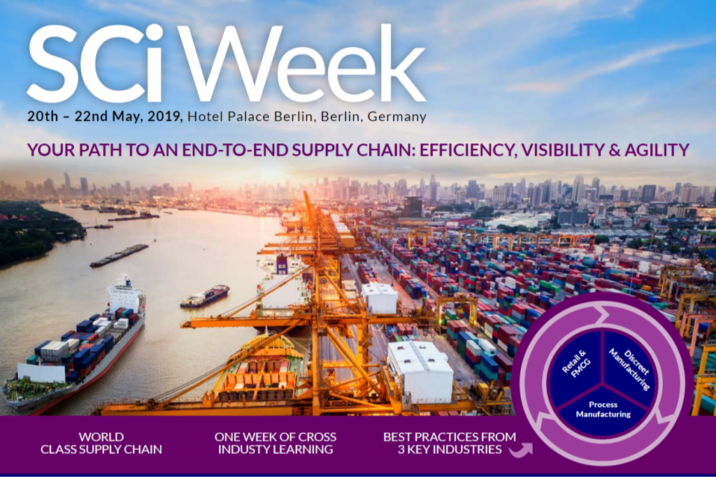 Supply Chain Industry Week 2019 - spex - Event Guide