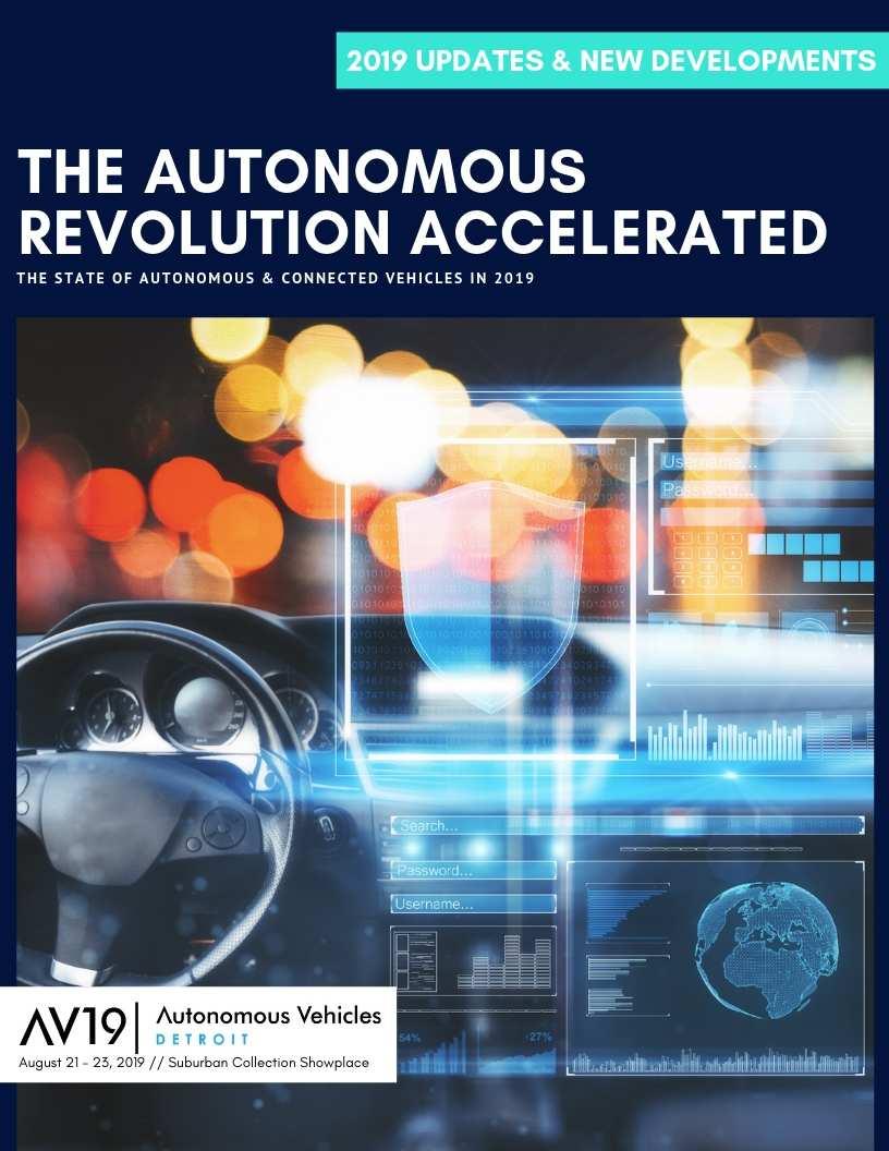 The Autonomous Revolution Accelerated