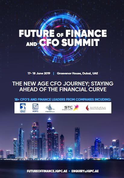 Future of Finance and CFO Summit - Brochure