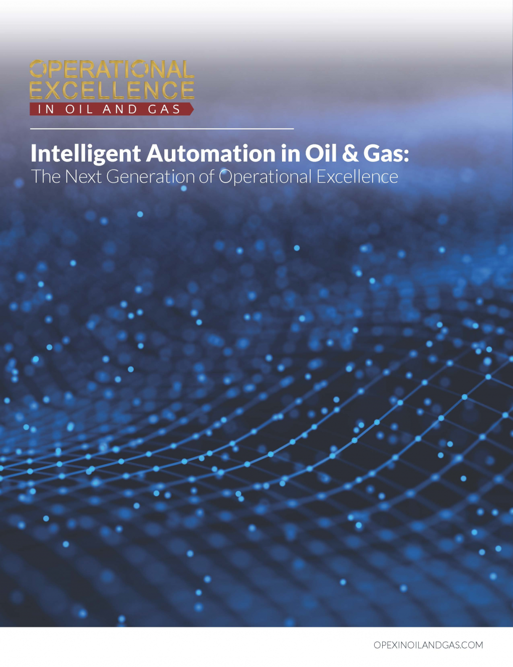 Intelligent Automation in Oil & Gas Report - Sponsorship Opportunities
