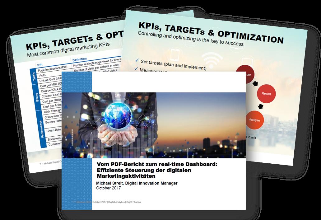 Effiziente Steuerung der digitalen Marketingaktivitäten