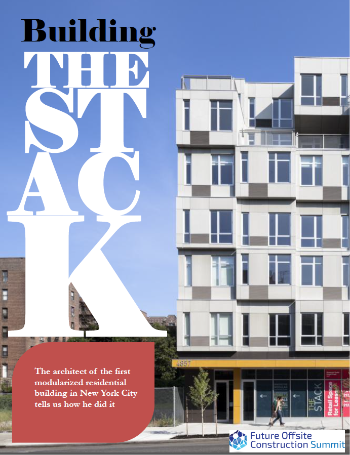 Building the Stack: Exclusive Interview with Peter Gluck, Principal, Gluck+