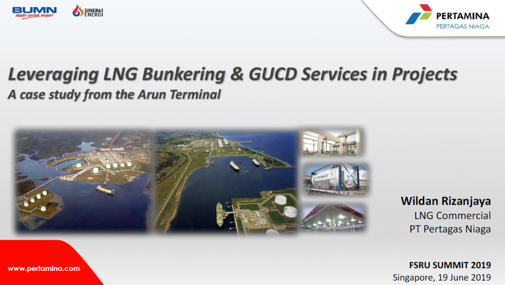 [Speaker Presentation] Leveraging LNG Bunkering & GUCD Services in Projects
