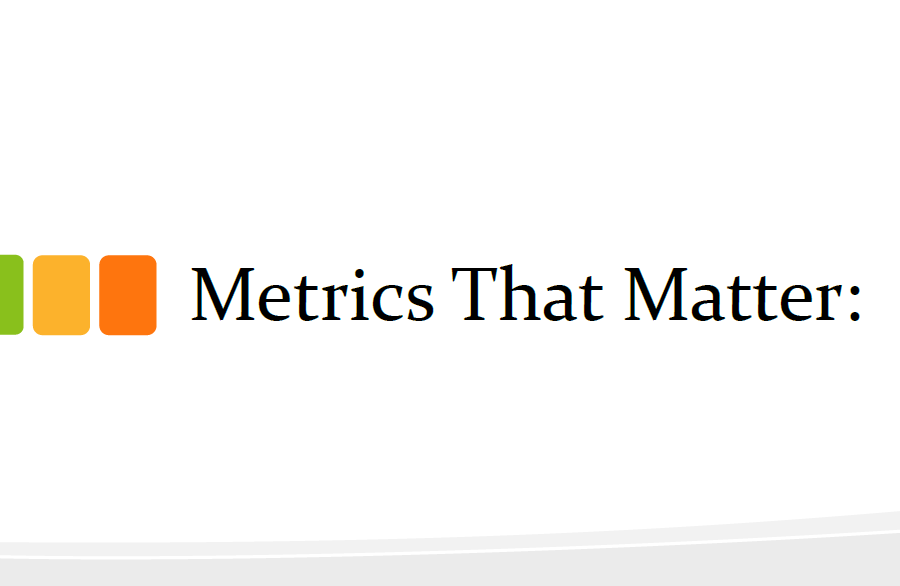 Metrics That Matter: How to Identify and Benchmark CX ROI for Your Business
