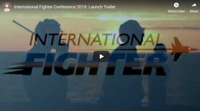 International Fighter Conference 2019 Event Trailer