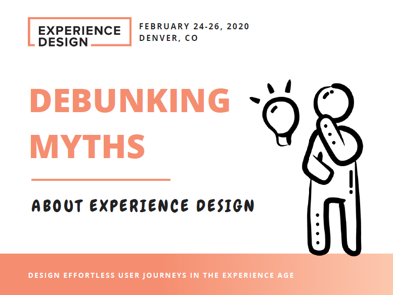 Debunking Myths About Experience Design