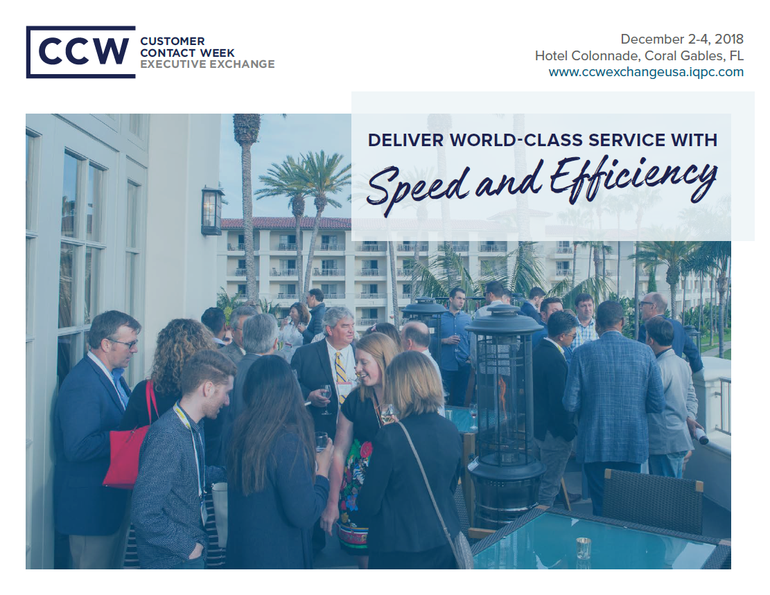 View Event Guide: CCW Executive Exchange Agenda