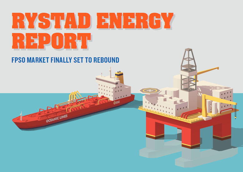 Rystad Energy - FPSO Market Finally Set to Rebound