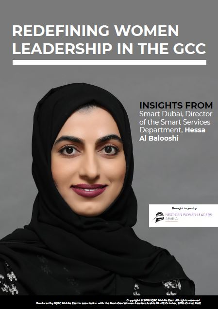 Exclusive interview: Hessa Al Balooshi, Director of the Smart Services Department, Smart Dubai