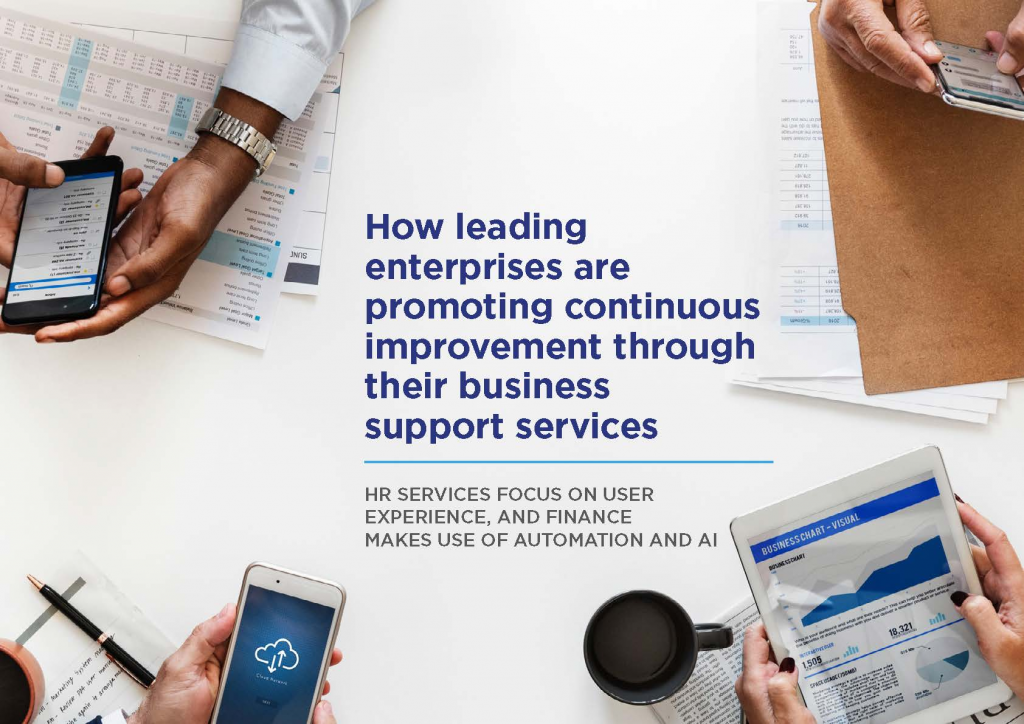 How to continuously improve your support services