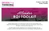 Design Thinking 2020 ROI Toolkit