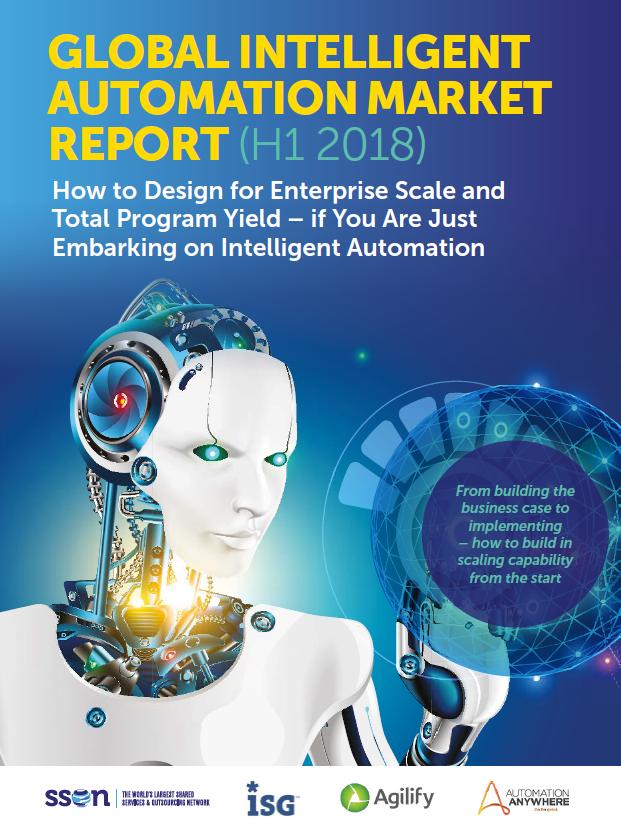 GLOBAL INTELLIGENT AUTOMATION MARKET REPORT 2018