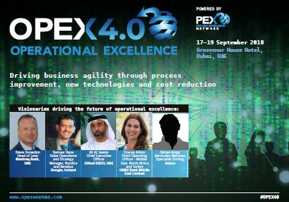Brochure - Operational Excellence 4.0 2018