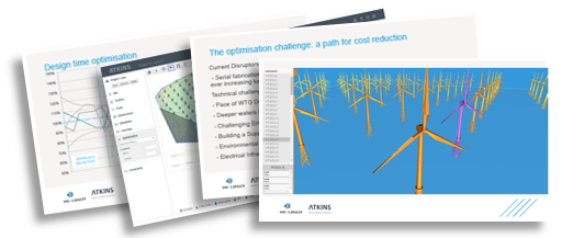 Partner Content: SNC Lavalin-Atkins Presentation - Optimisation of Offshore Wind Farm Design