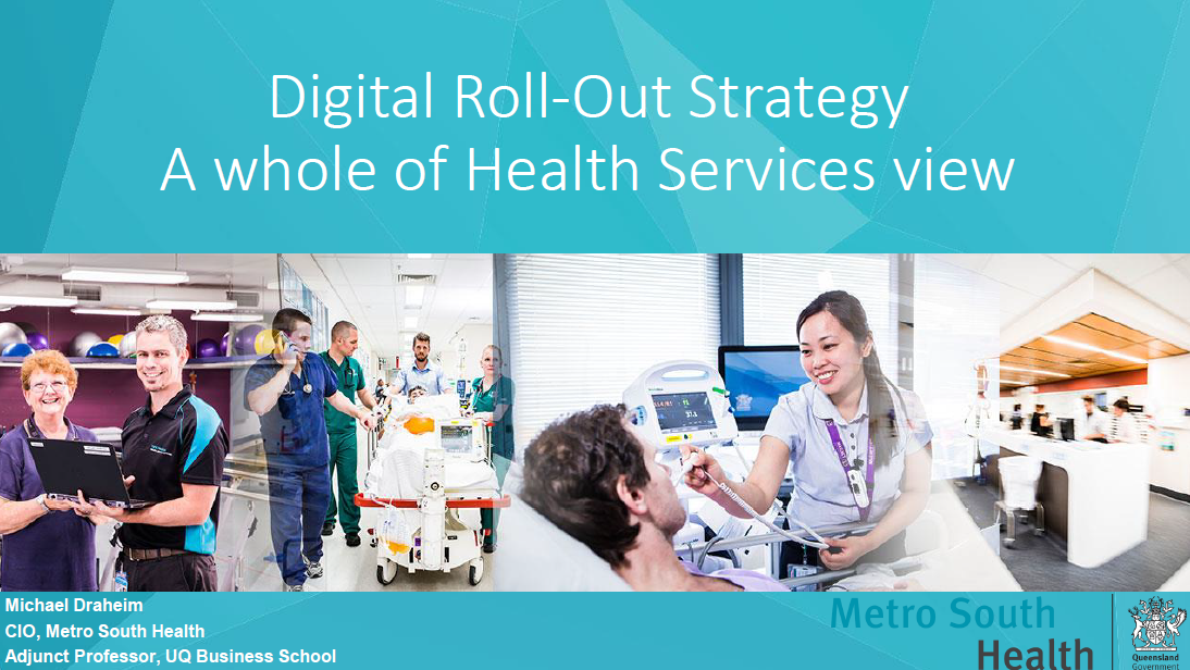 Digital Roll-Out Strategy – Insight into Australia's First Large-Scale Digital Revolution