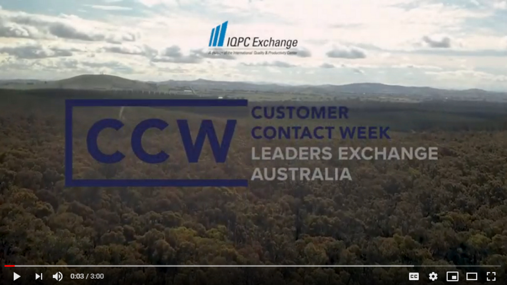 Customer Contact Leaders Exchange 2019 - Highlights