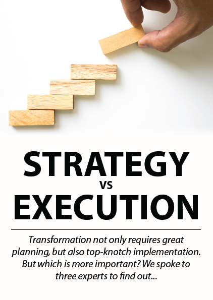 Strategy Vs Execution