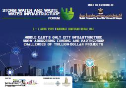Agenda: Storm Water and Waste Water Infrastructure Forum