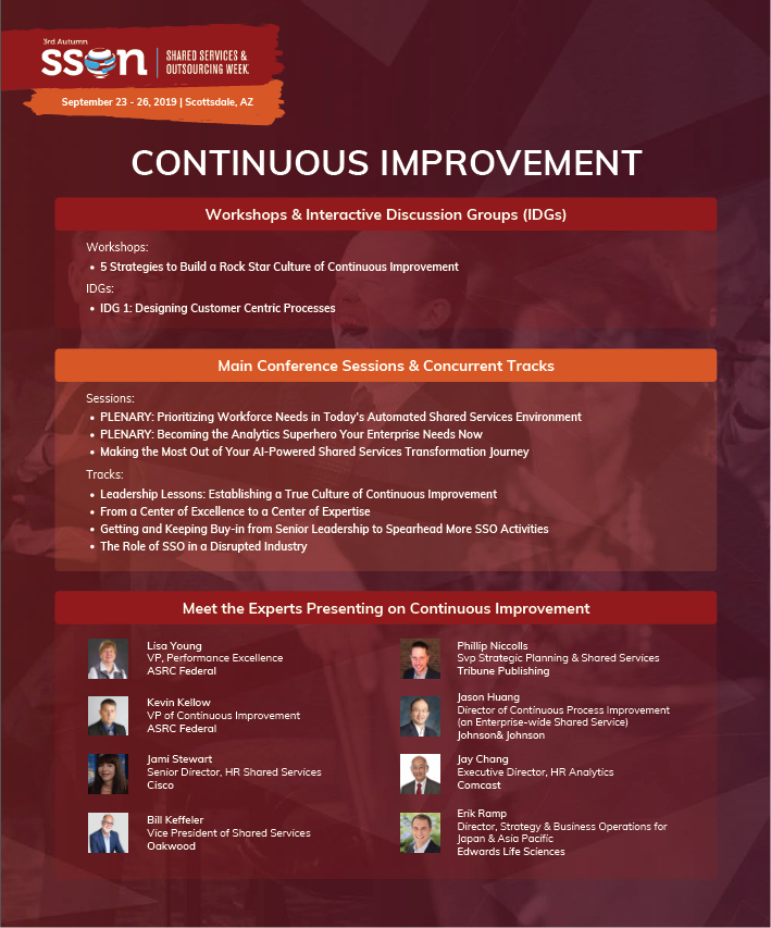 Continuous Improvement Spotlight