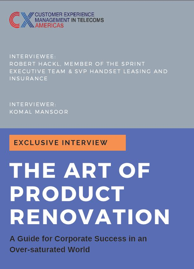 Exclusive Interview: The Art of Product Renovation Using Customer Insights