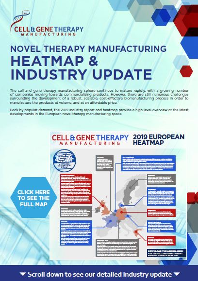 Cell and Gene Therapy: Heatmap and Industry Update 2019
