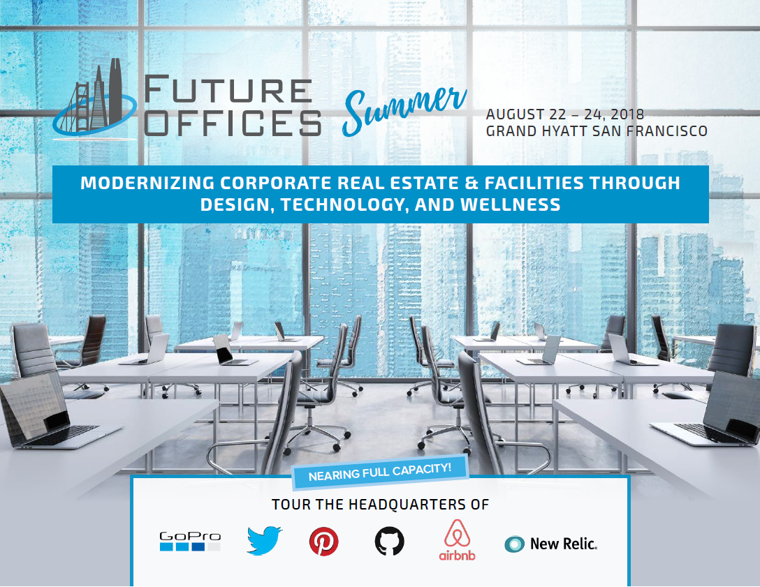 Future Offices Summer 2018 Agenda