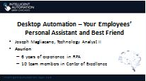 Desktop Automation – Your Employees' Personal Assistant and Best Friend